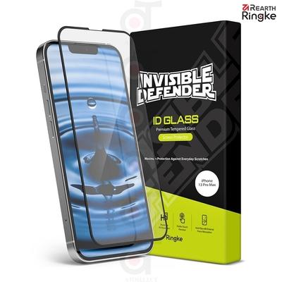【Ringke】iPhone 13 Pro Max 6.7吋 ID Glass 強化玻璃滿版螢幕保護貼