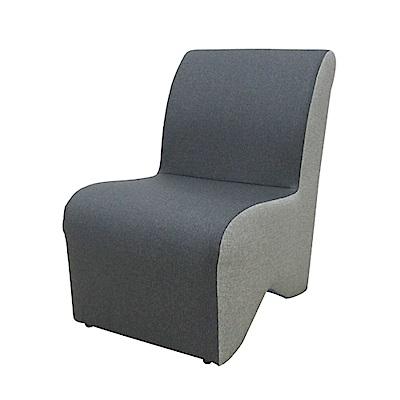 CLORIS L型單人沙發坐凳/矮椅/小沙發(特殊防刮皮革)