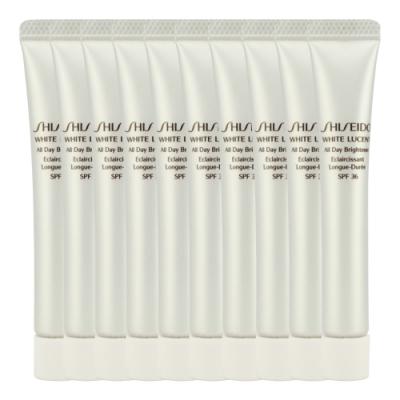 (即期品)SHISEIDO資生堂 美透白全日明肌乳(SPF36.PA+++)7ml*10