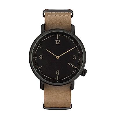KOMONO Magnus II 馬格斯二世系列腕錶-鵝卵石/45mm