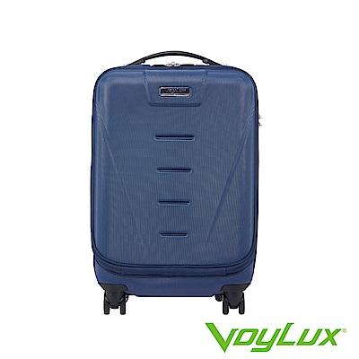 Voylux 伯勒仕-LUXAGE 21吋硬殼 八輪登機箱-藍色3988119