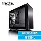 【Fractal Design】 Define R6 TG 全黑化 鋼化玻璃透側電腦機殼