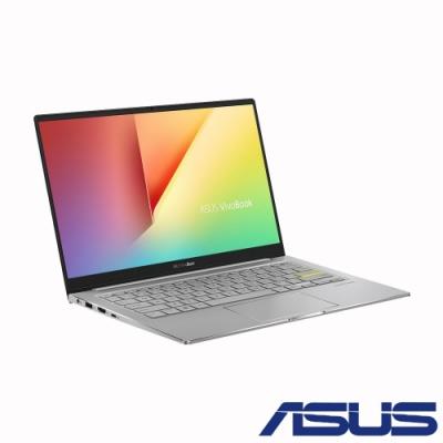 (M365組合)ASUS S333JP 13吋筆電 (i7-1065G7/MX330/8G/512GB SSD+OPT Memory 32G/VivoBook S13/幻彩白)