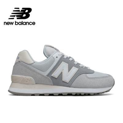 【New Balance】 復古鞋_女性_灰色_WL574LBR-B楦