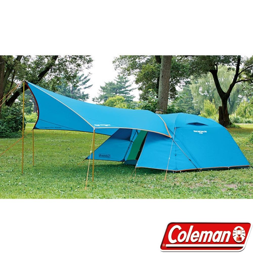 Coleman 22117 WINDS LIGHT 露營帳篷套裝組/240_含天幕