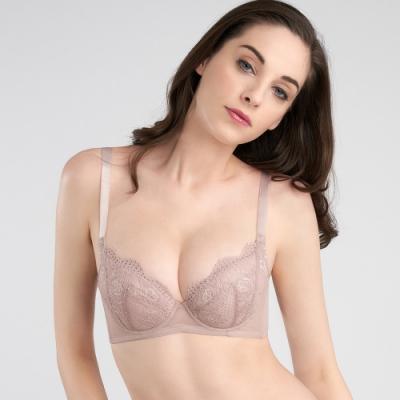 黛安芬-美型嚴選系列 包覆托高 B-E罩杯內衣質感膚