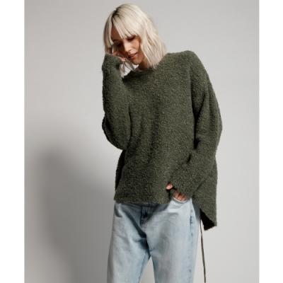 ONETEASPOON AXL KNIT SWEATER 毛衣-女(綠)
