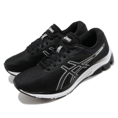 Asics 慢跑鞋 Gel Pulse 12 運動休閒 男鞋 亞瑟士 路跑 緩衝 避震 輕量 亞瑟膠 黑 白 1011A844001