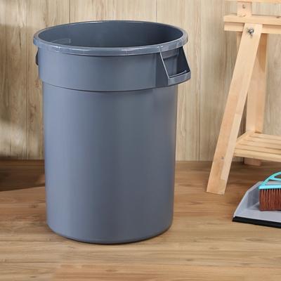 創意達人 KEYWAY圓周大容量垃圾桶130L -1入組