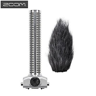 日本ZOOM槍型麥克風含毛防風罩SGH-6