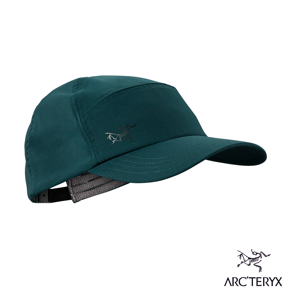 Arcteryx 始祖鳥 Elaho 遮陽帽  迷惑藍