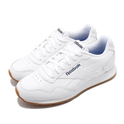 Reebok 休閒鞋 Royal Glide 運動 男鞋 海外限定 經典款 簡約 穿搭 白 藍  DV5412