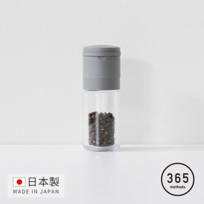 日本365methods 日製陶瓷磨芯胡椒粒調味研磨罐-55ml