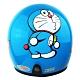哆啦A夢Doraemon小叮噹4/3罩安全帽 藍 ( 57~60cm) product thumbnail 1