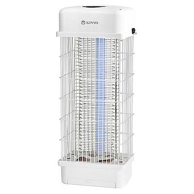 KINYO 10W中型UVA紫外線燈管電擊式捕蚊燈
