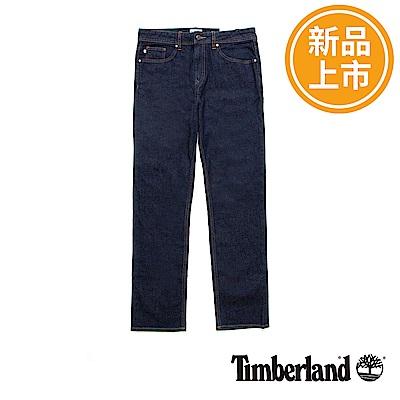 Timberland 男款深藍牛仔褲