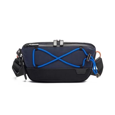 TUMI DANTE 腰包-黑藍色