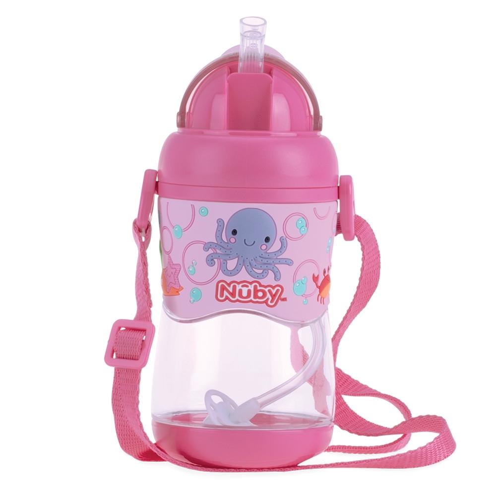 [時時樂限定5折] Nuby 新款上市 水杯水壺 任選均一價$249 product image 1