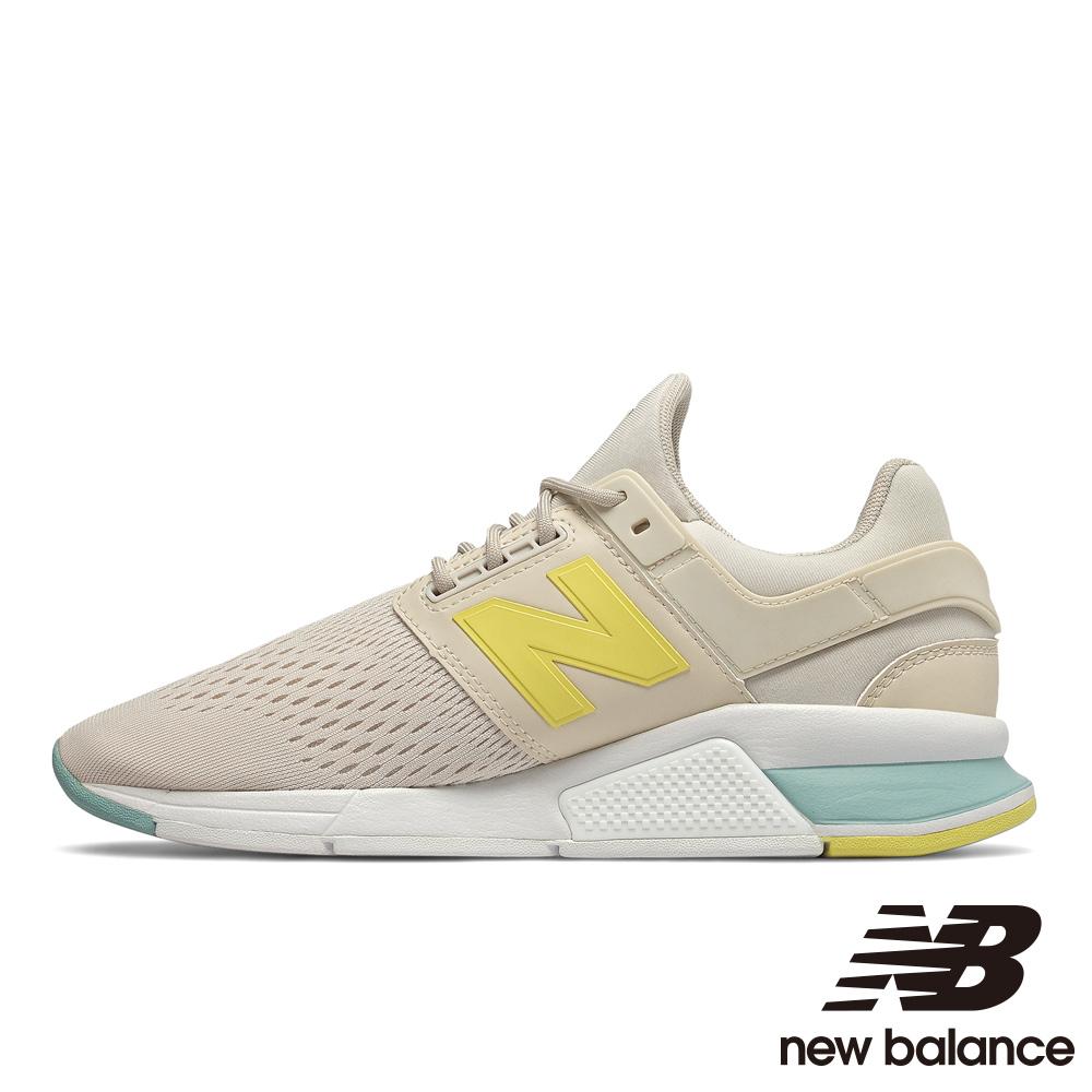 New Balance 復古鞋 WS247FE 女 米白