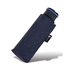 HUS 藍玉點點抗UV迷你口袋傘