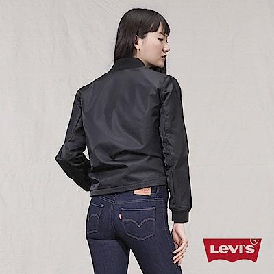 Levis 女款 鋪棉飛行夾克 基本款