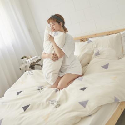 BUHO 天然嚴選純棉4.5x6.5尺單人被套(乘風日禾)