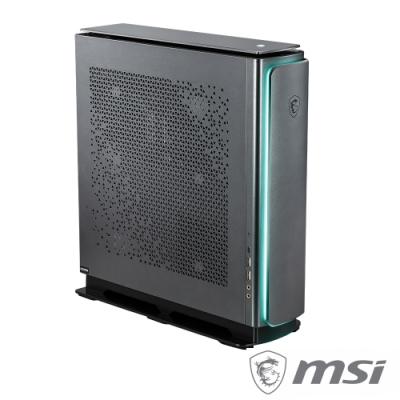 MSI微星 Creator P100A 10SI-257TW(i5-10400F/16G/1T+256G SSD/GTX1660 SUPER-6G/Win10)