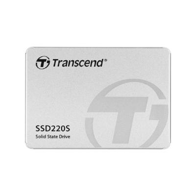 Transcend創見  SSD220S 120GB 2.5吋 SATAIII 固態硬碟(TS120GSSD220S)