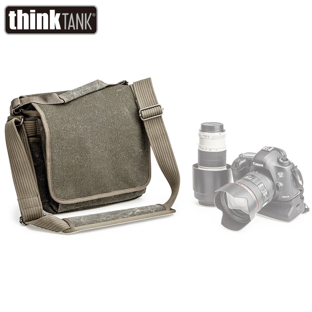 thinkTank 創意坦克  Retrospective 10 復古系列側背包 TTP710750