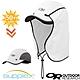 Outdoor Research 抗UV防曬三用可拆透氣護頸棒球帽子(UPF50+)_白色 product thumbnail 1