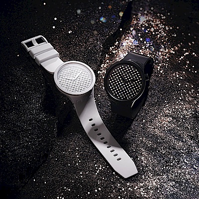 Swatch BIG BOLD系列手錶 LIGHT BOREAL - 47mm