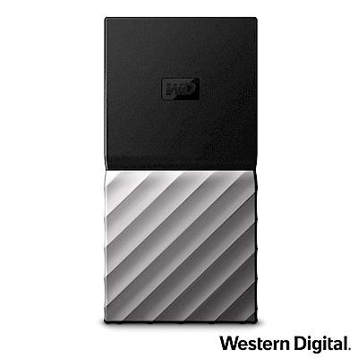 WD My Passport SSD 256GB 外接式固態硬碟(USB3.1 Gen2)