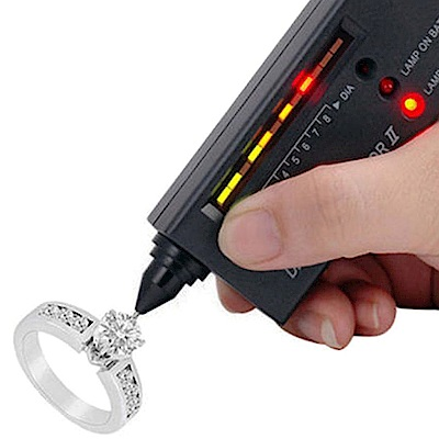 LOTUS 測鑽筆 硬度儀 硬度筆 導熱儀 硬度檢測 鑽石真偽測試