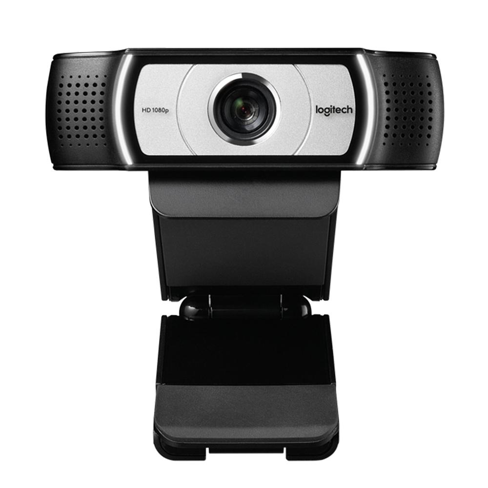 Logitech 羅技 Webcam C930e  商務網路攝影機 廣角1080p 公司貨