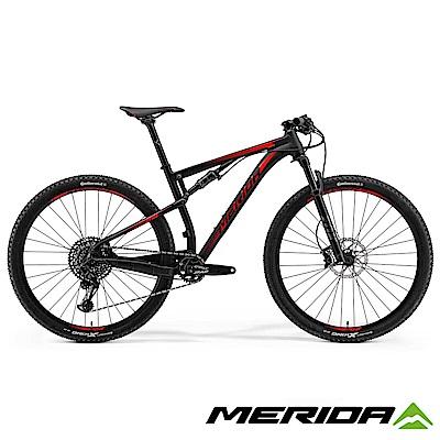 《MERIDA》美利達 極速越野登山車NINETY SIX 7.800黑2018