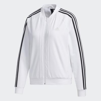 adidas 3-STRIPES 運動外套 女 GF0182