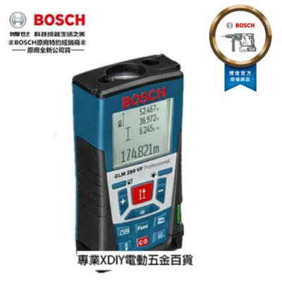 德國 BOSCH GLM 250 VF 雷射測距儀 250M加BS150專用腳架