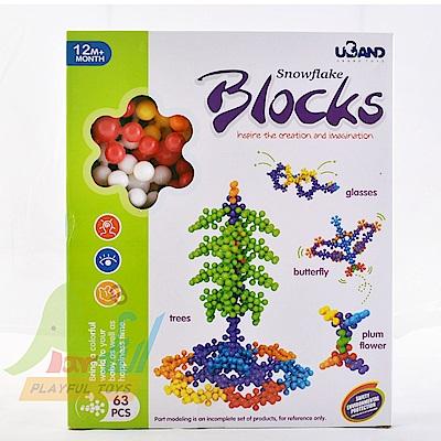 Playful Toys 頑玩具 3D立體盒裝梅花積木