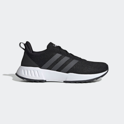 ADIDAS 透氣 舒適 運動 慢跑鞋 男鞋 黑白 EG3490 PHOSPHERE SHOES