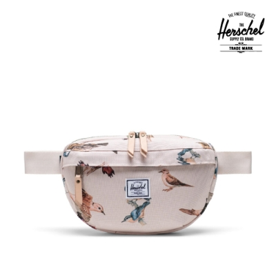 【Herschel】Nineteen 腰包-鳥形/粉膚
