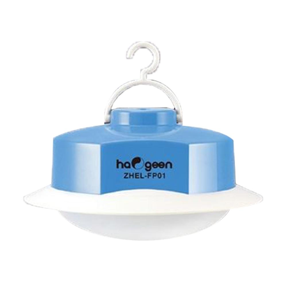 【BWW嚴選】中華豪井 ZHEL-FP01 飛盤型露營移動掛燈