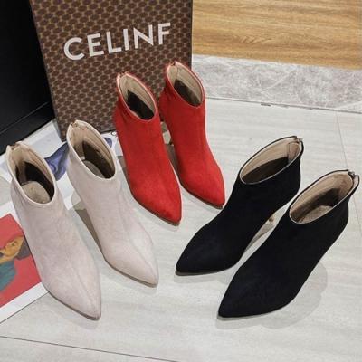 KEITH-WILL時尚鞋館 好感印象中筒靴