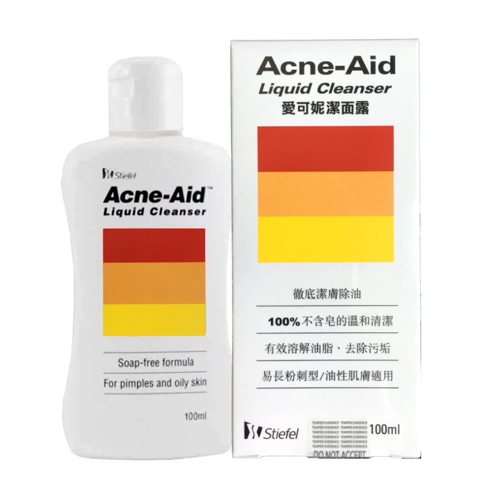 Acne-Aid 愛可妮 潔面露 100ml