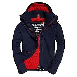 SUPERDRY 極度乾燥 男 外套 紅色 025