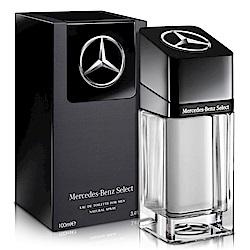 Mercedes Benz 賓士 帝耀非凡男性淡香水100ml-送沐浴精