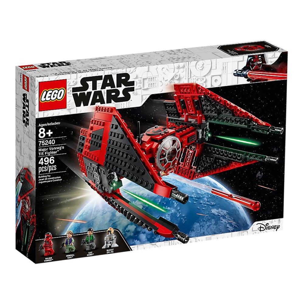 樂高LEGO 星際大戰系列 - LT75240Major Vonreg's TIE Fi