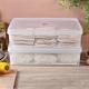 創意達人艾樂扁型保鮮盒10.5L-4入組 product thumbnail 1