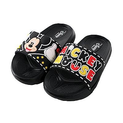 迪士尼米奇美型拖鞋 sk0776 魔法Baby