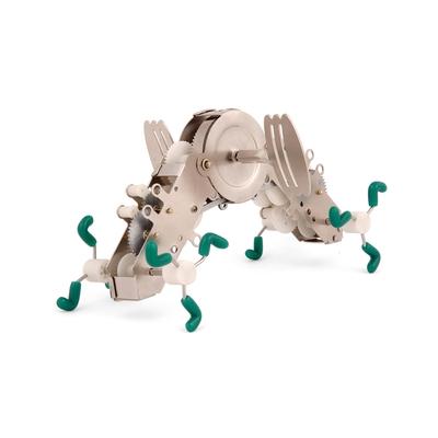 賽先生科學 發條玩具-毛毛機械蟲Le pinch