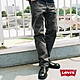 Levis 男款 501 93復刻版排釦直筒牛仔褲 黑灰石洗 彈性布料 product thumbnail 2